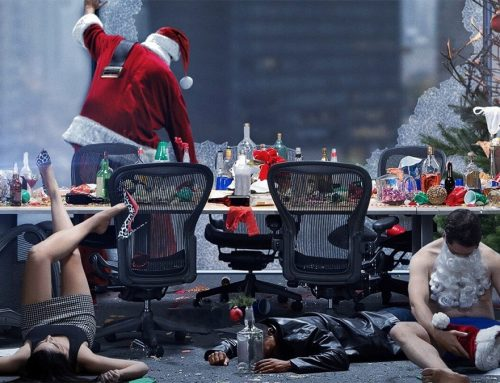 The Party Pooper – Office Christmas Party No-No's